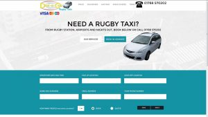 Rugby taxi Dial-a-Cab