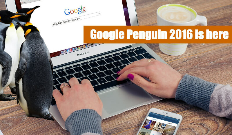 Latest Google Penguin update 2016
