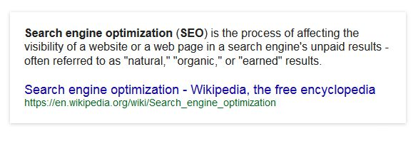 seo-definition-wikipedia