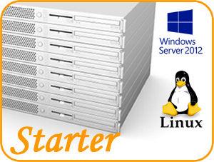 Starter web hosting