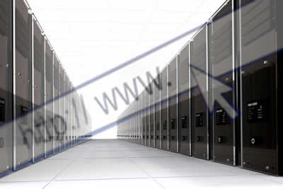 Web hosting and domain names
