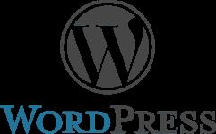 WordPress developer logo