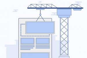 Building a web page to engage