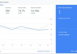 Free SEO tools Google Analytics