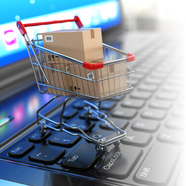 Web design Rugby shopping cart