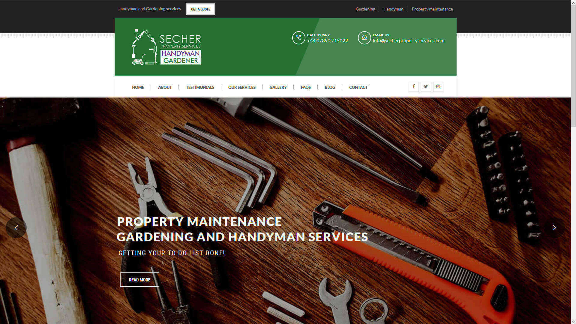 Seccher Property Services