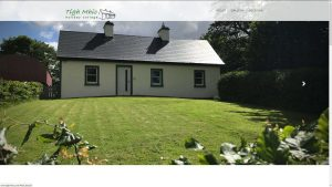 Tigh Mhic holiday cottage website
