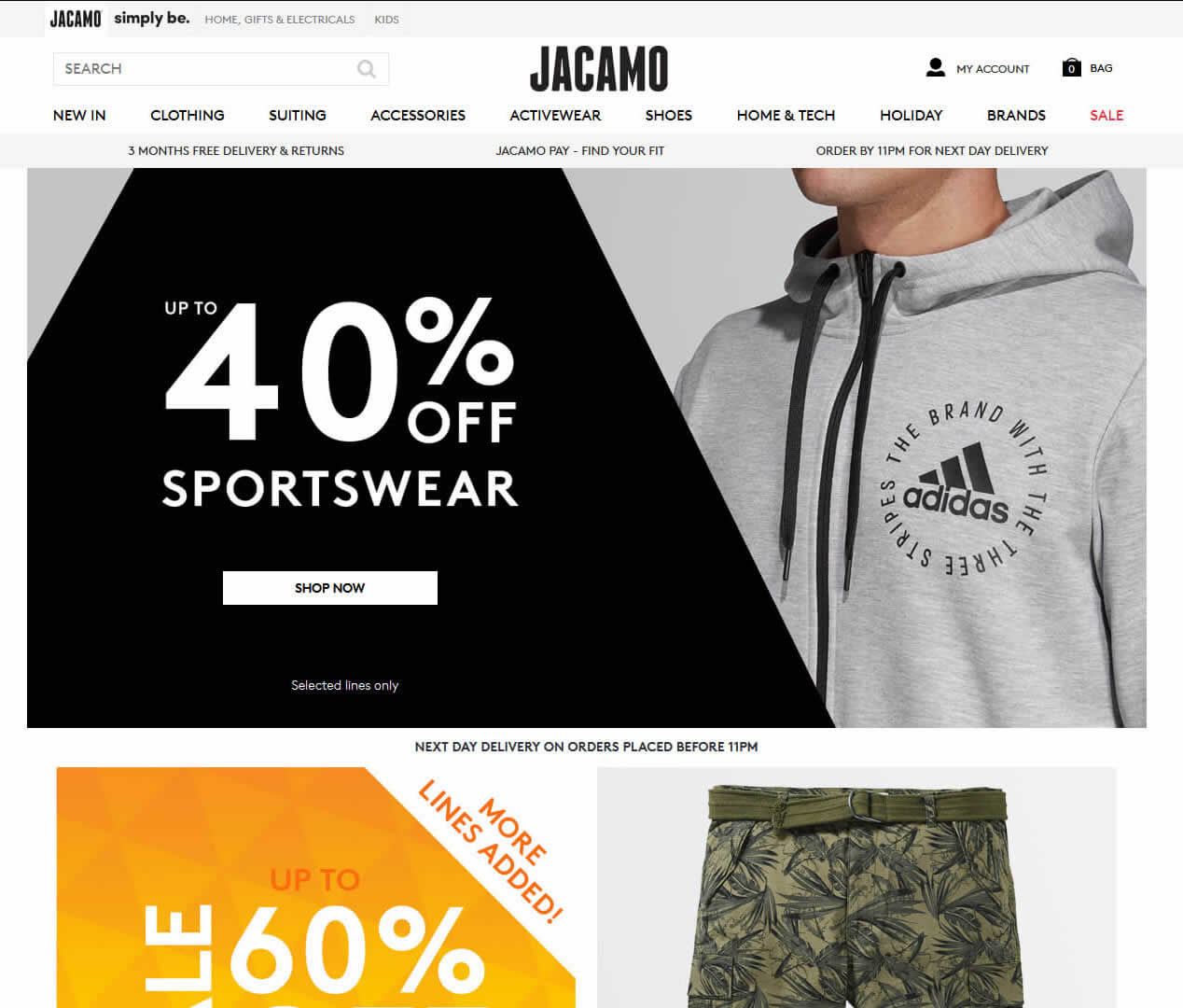 Jacamo home page