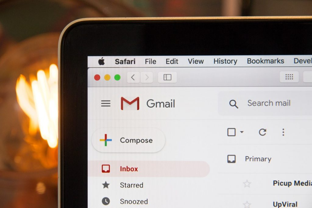 Gmail or Yahoo for business